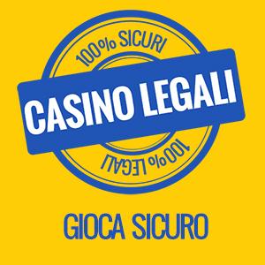 Il nostro sponsor CasinoLegali.net